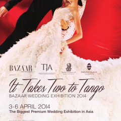 Bazaar Wedding Exhibition 2014