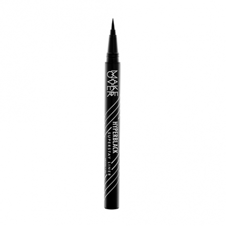 Make Over Hyperblack Superstay Liner