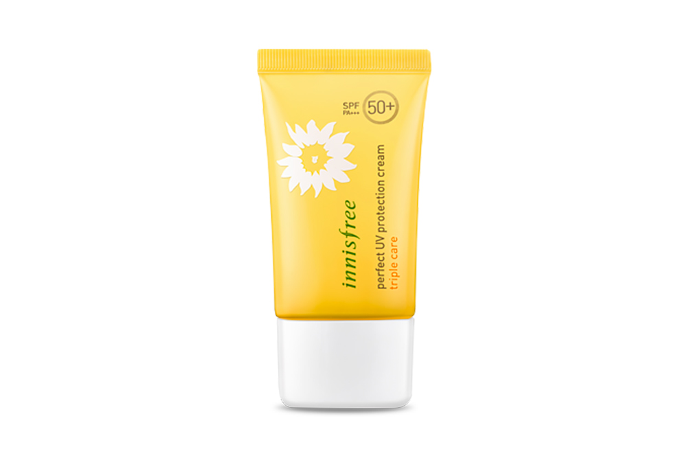 Innisfree Perfect UV Protection Triple Care SPF 50+/PA+++