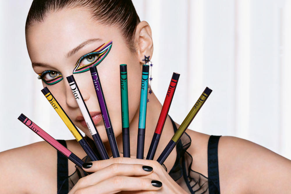dior beauty art stage liner