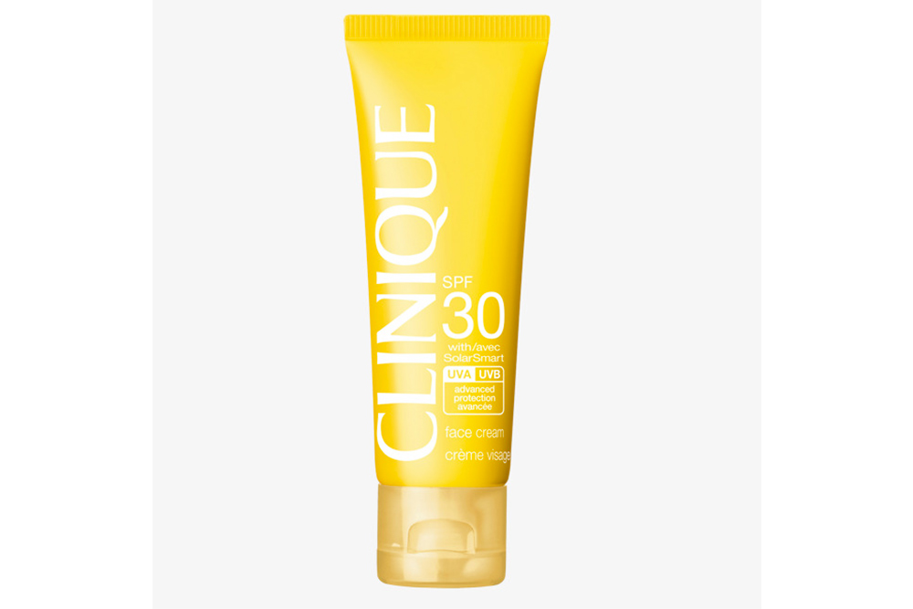 Clinique Broad Spectrum Sunscreen Face Cream SPF 50