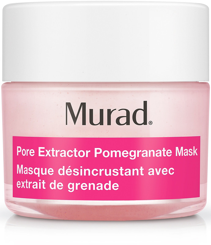 murad pore extractor pomegranate mask