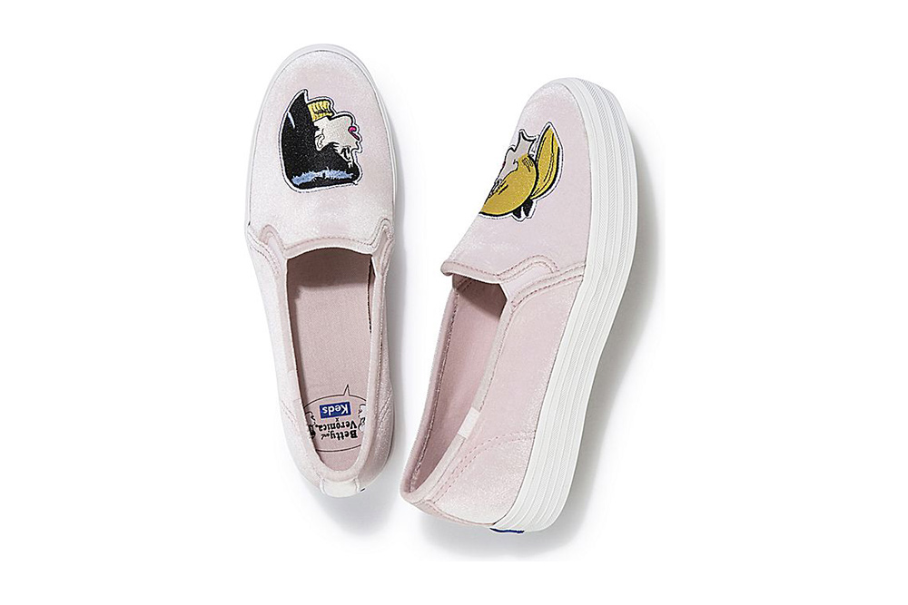 Keds X Betty and Veronica
