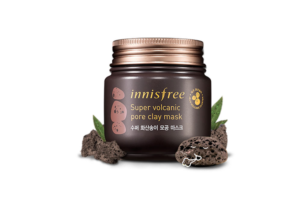 Innissfree Super Volcanic Pore Clay Mask