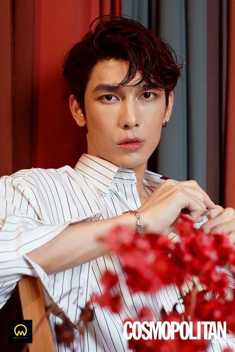 Mew Suppasit Cosmopolitan Indonesia cover exclusive interview