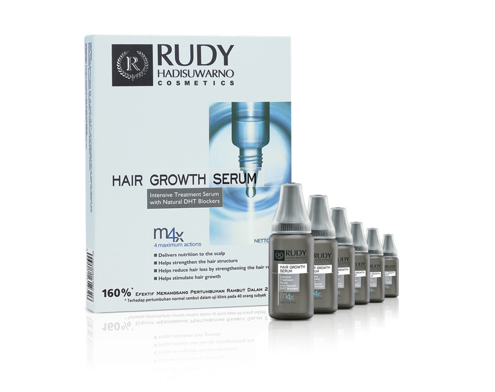 Rudi Hadisuwarno Hair Growth Serum