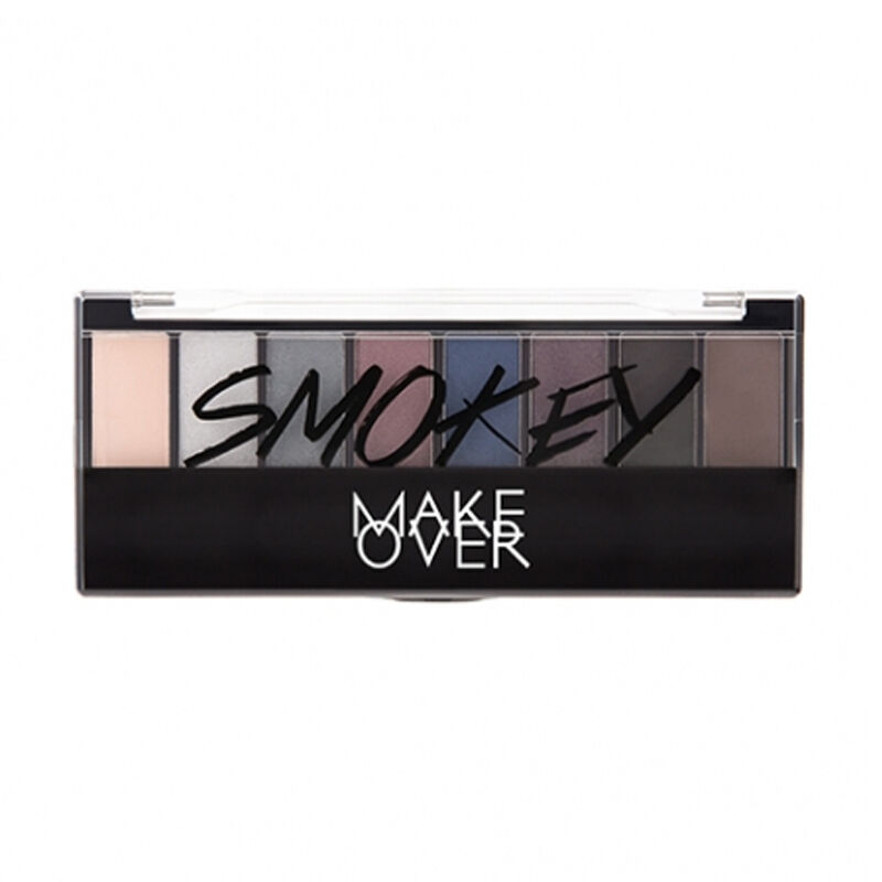 Makeover Smokey Eyeshadow Palette