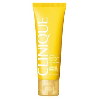 Clinique Broad Spectrum SPF 50 Sunscreen Face Cream