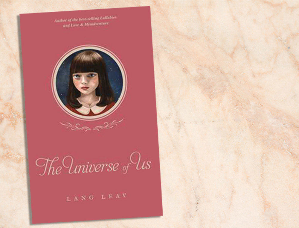 novel romantis The Universe of Us by Lang Leav