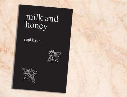 novel romantis Milk and Honey by Rupi Kaur