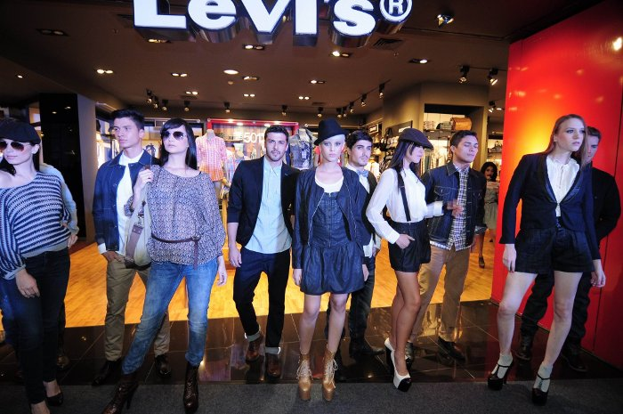 Levi's Fall Collection 2012