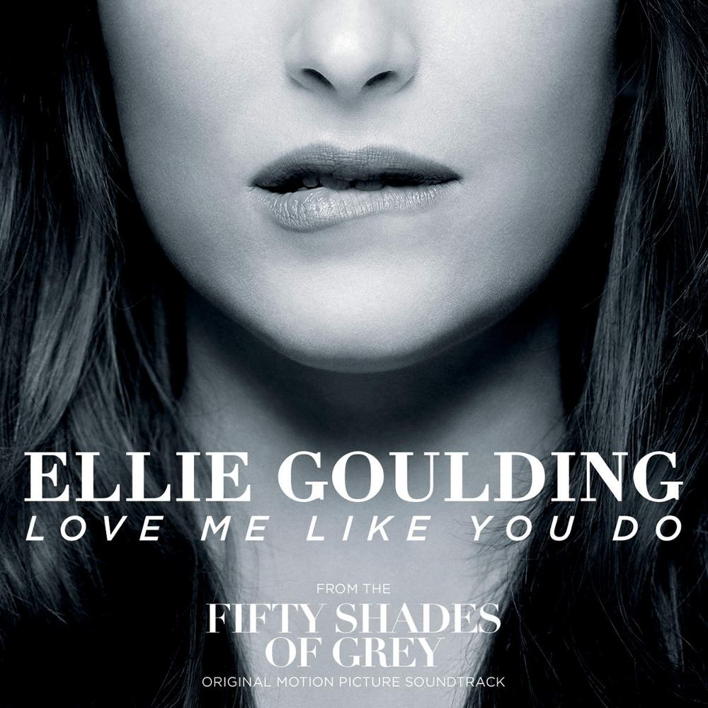 Desahan Ellie Goulding di Fifty Shades of Grey