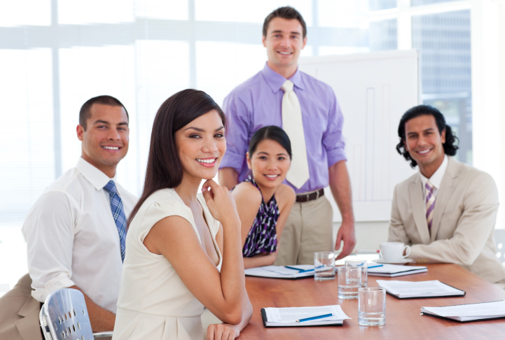 Stand Out Among Male Colleagues