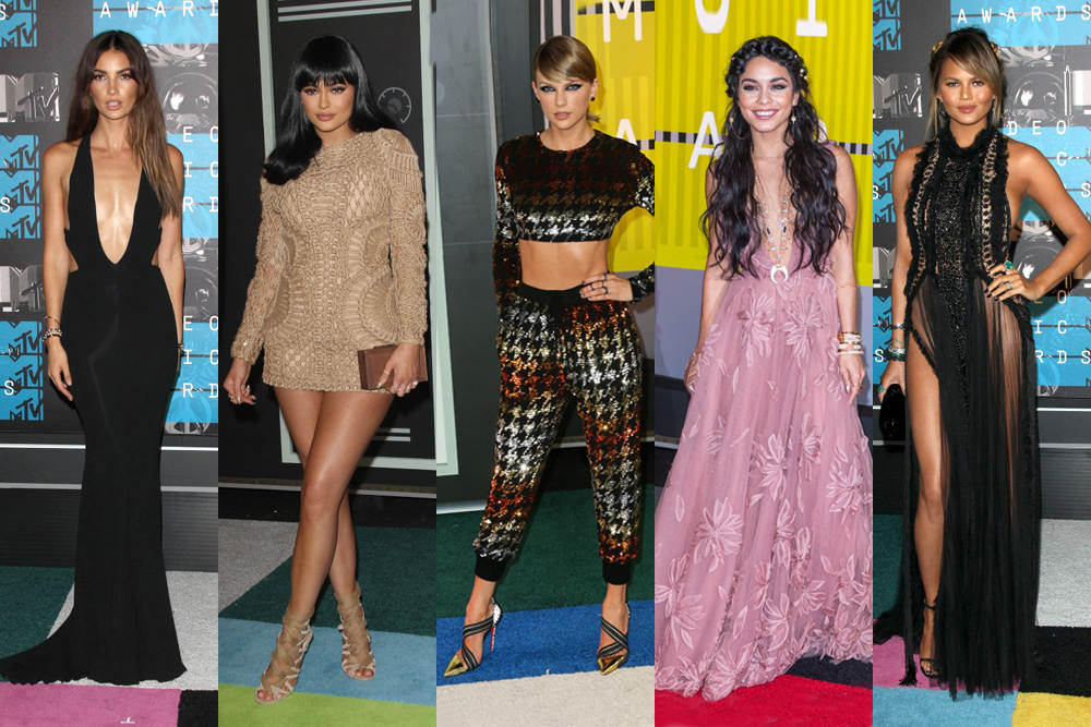 Best Dressed At MTV Video Music Awards 2015