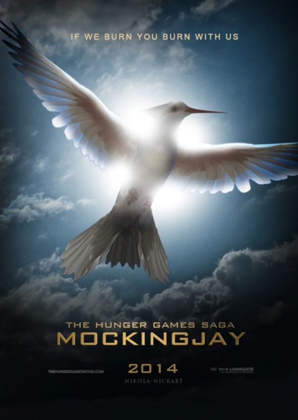 The Hunger Games—Mockingjay Part 1