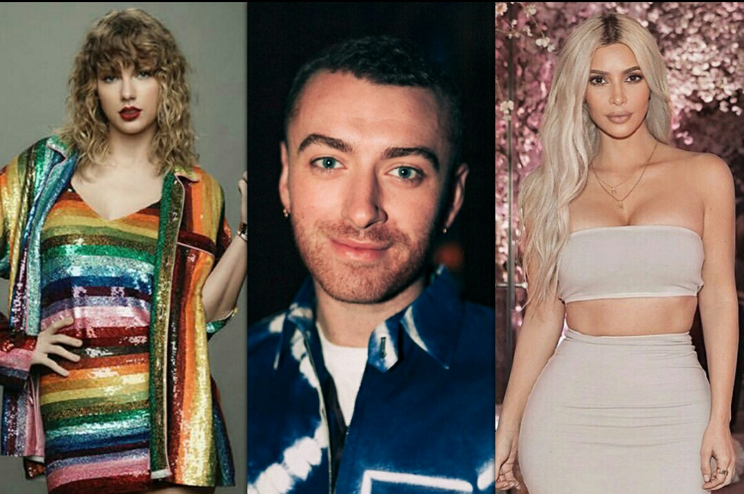 Sam Smith Masuk Team Taylor Swift Atau Kim Kardashian?