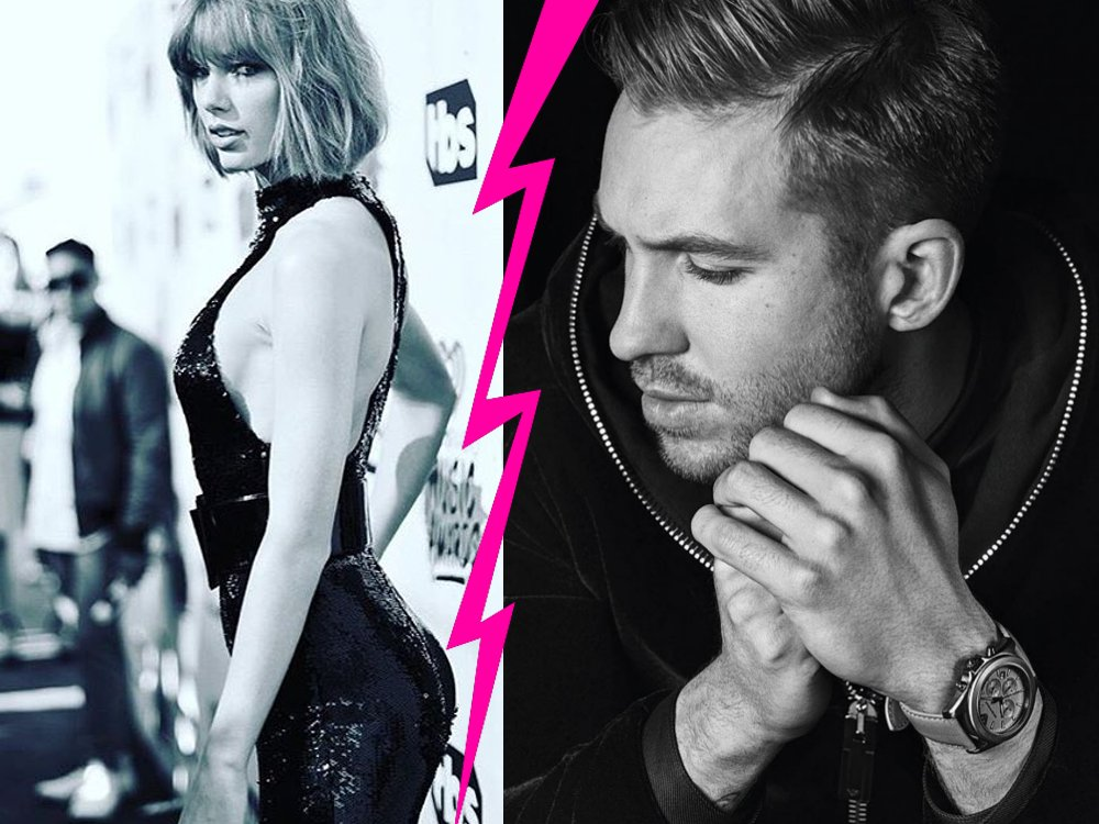 Taylor Swift dan Calvin Harris PUTUS!