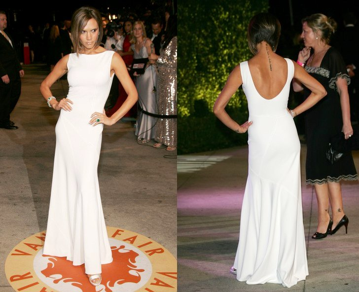 My Favourite Outfits of Decade, Victoria Beckham