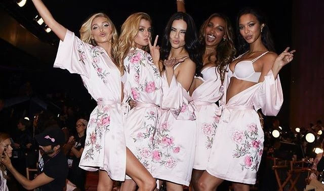 11 Rahasia Di Balik Victoria's Secret Fashion Show