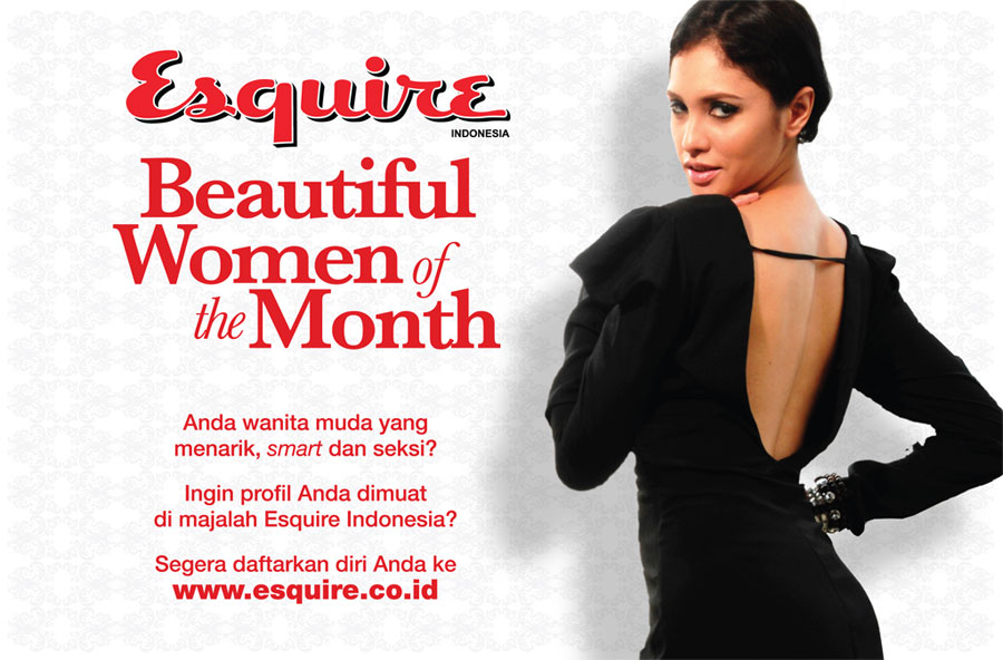 Beautiful Women of The Month | cosmopolitan.co.id