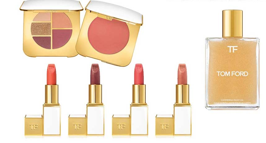Tom Ford Soleil Beauty Collection
