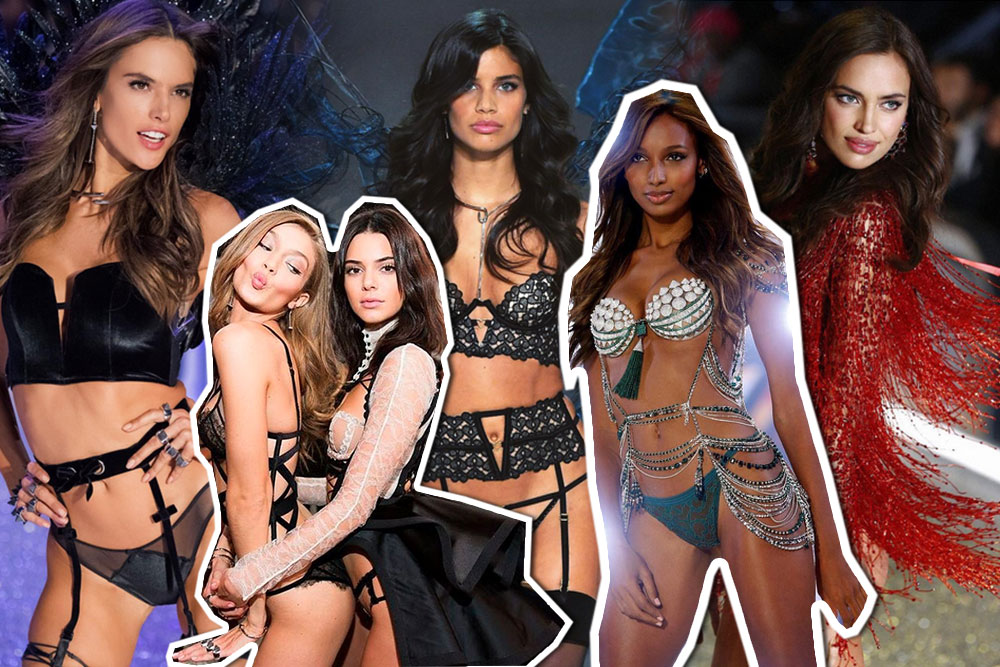 5 Rahasia Makeup Cantik Para Victoria's Secret Angels!