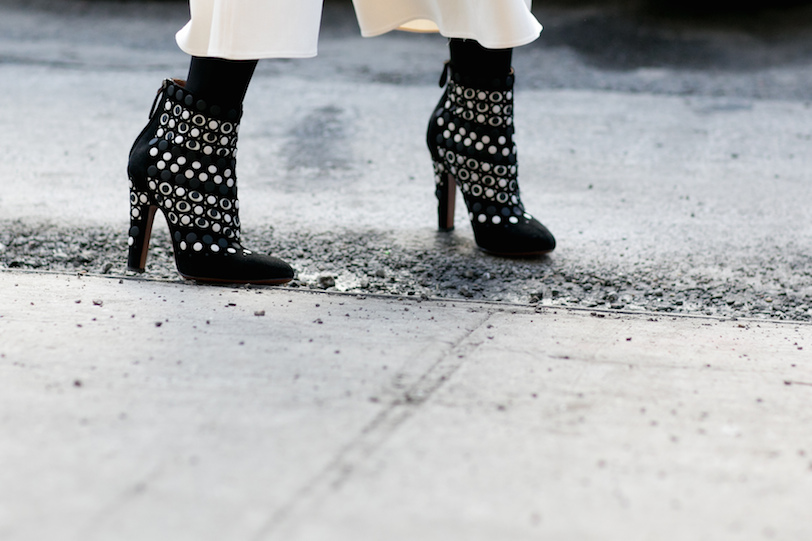 The Above-The-Ankle Booties