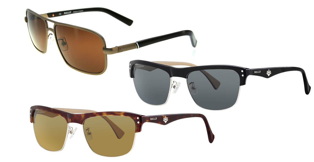 Sophisticated New BALLY Sunglasses