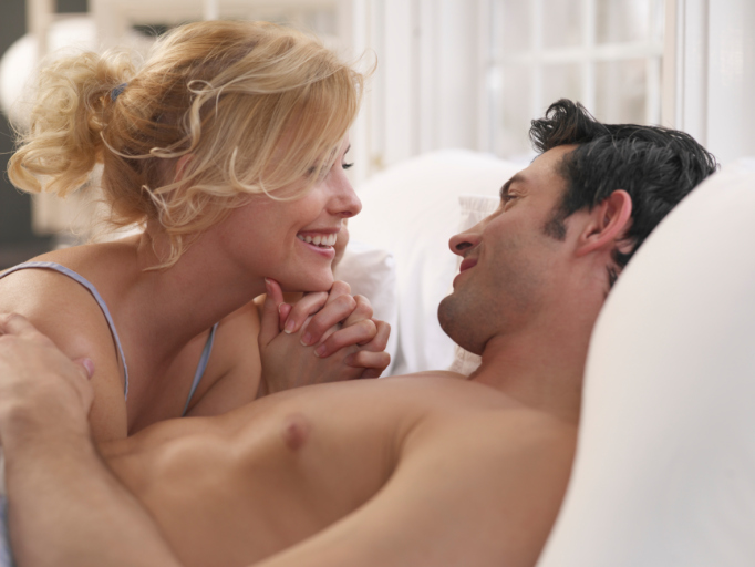 Morning Sex for Your (MORE) Happy Life