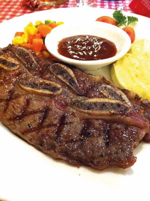 Sinou Steak