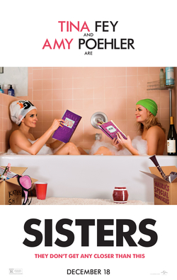 "Tina Fey and Amy Poehler in ""Sisters"""