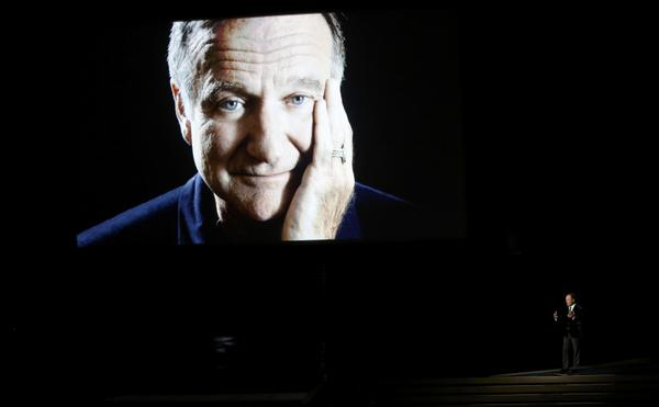 Robin Williams Tribute at The Emmys