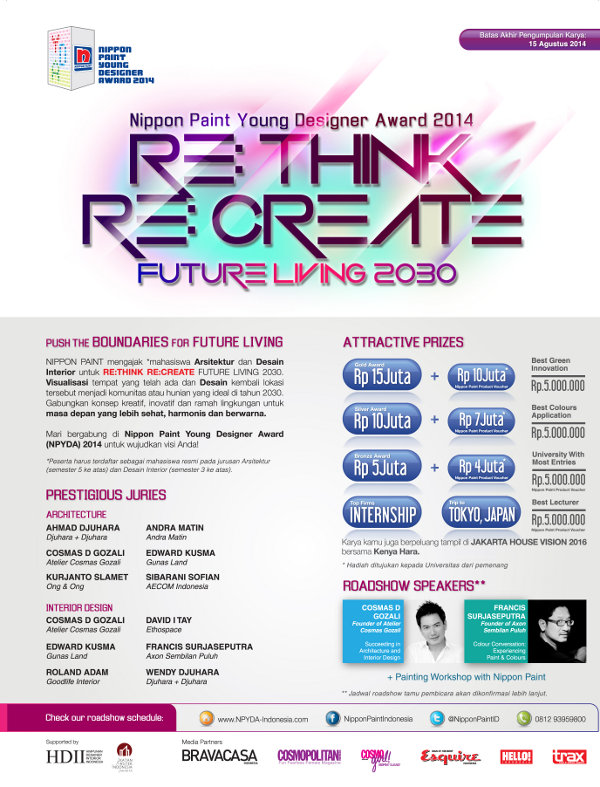 Re Think Re Create