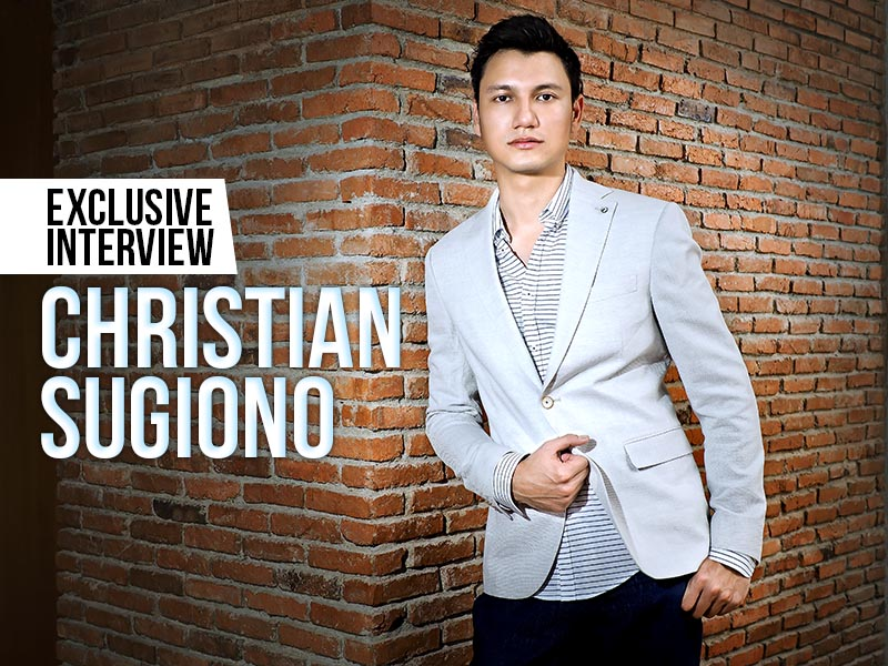 Christian Sugiono: The Hardworking Businessman and Lovely Husband