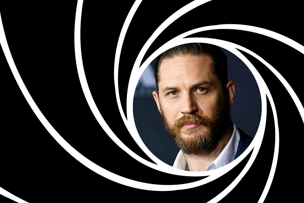 Apakah Tom Hardy Akan Menjadi The New James Bond?