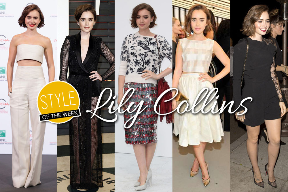 Lily Collins: The Modern Snow White