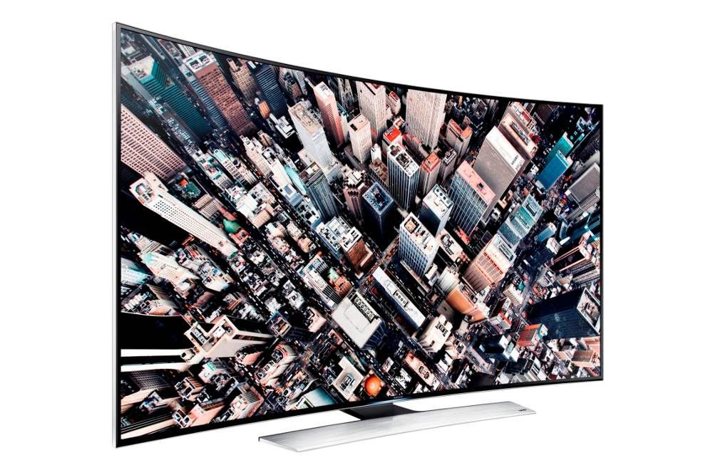 Try This: Curved TV!