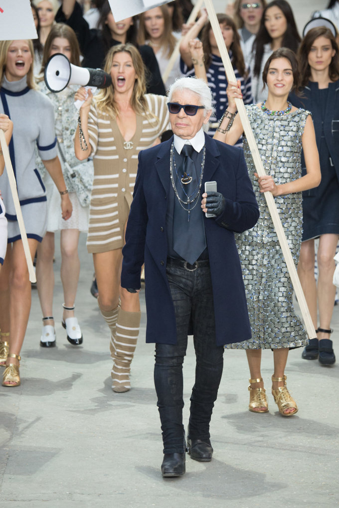Chanel's Fashion Riot