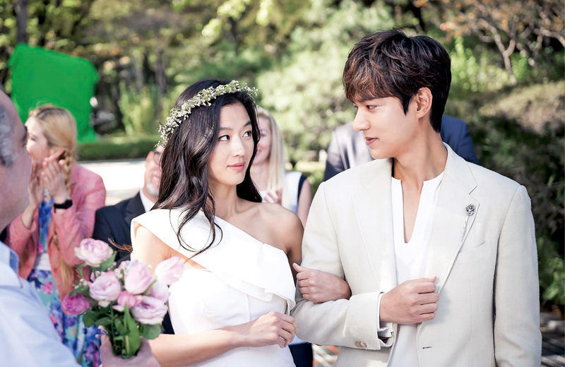 8 Soundtrack Drama Korea Legend of The Blue Sea Wajib Dengar