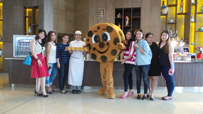 Cookies Time di DoubleTree by Hilton