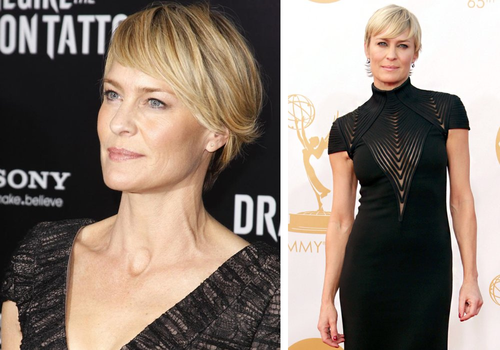 Robin Wright as Claire Underwood (House of Cards)
