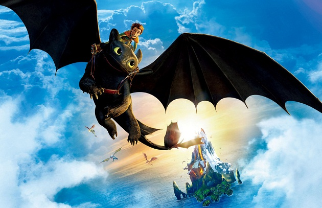 How to Train Your Dragon: Babak Baru Hiccup dan Toothless