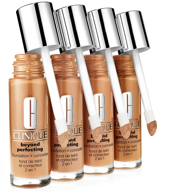1. Clinique Beyond Perfecting Foundation and Concealer