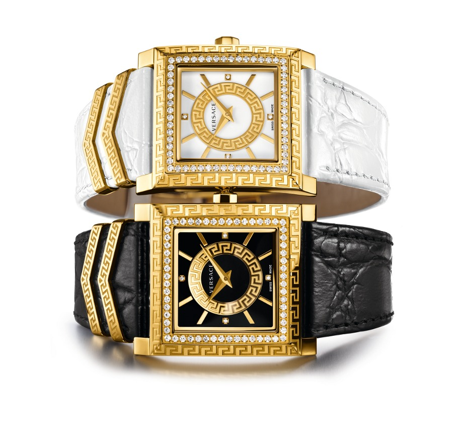 Versace 25 Years Watches Collection