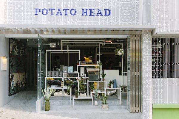 Potato Head Buka Di Hong Kong