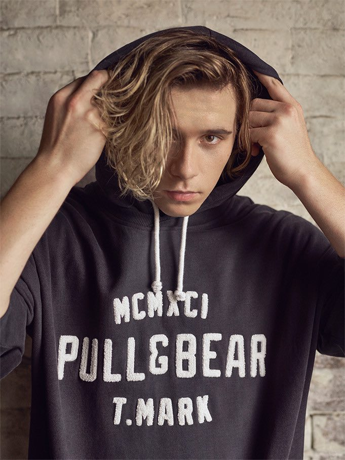 Brooklyn Beckham Jadi Model Pull & Bear