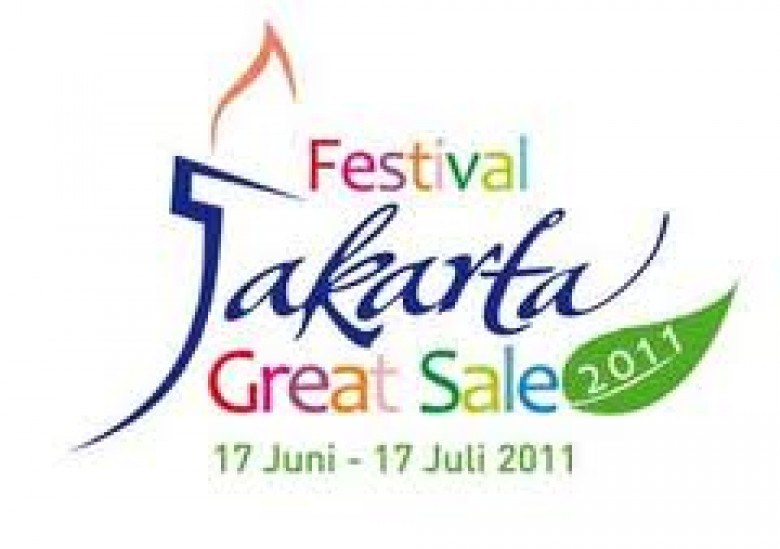 June 17th for Jakarta Great Sale 2011