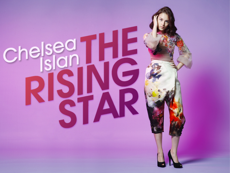 Chelsea Islan: The Next Indonesian Rising Star