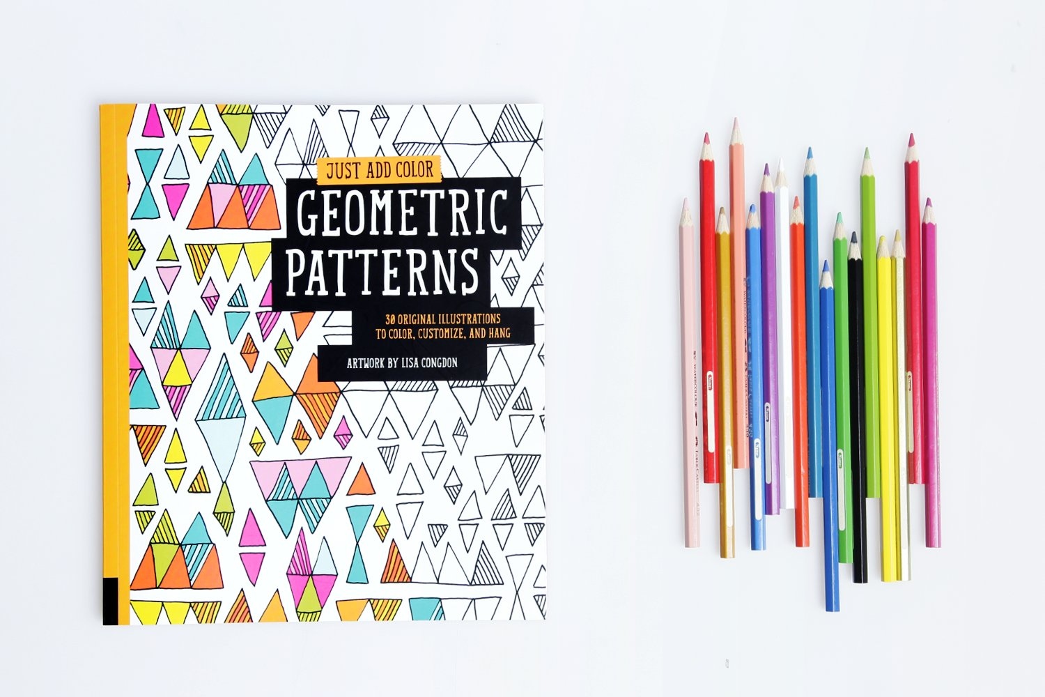 Geometric Patterns by Lisa Congdon