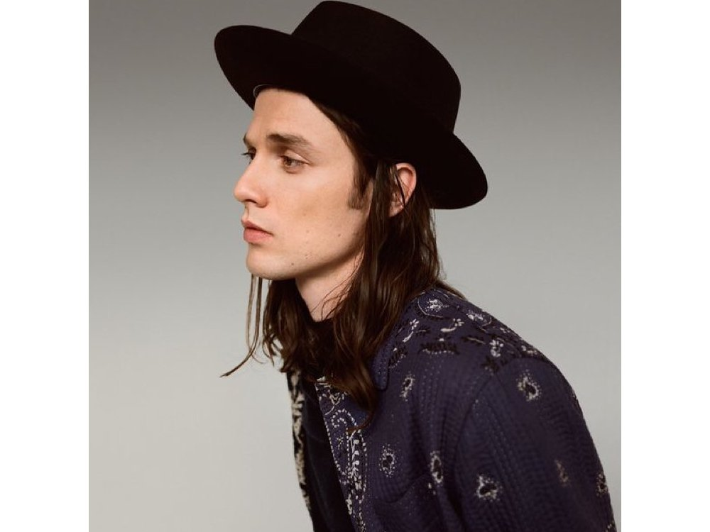 Hold Back Ladies, It's James Bay!